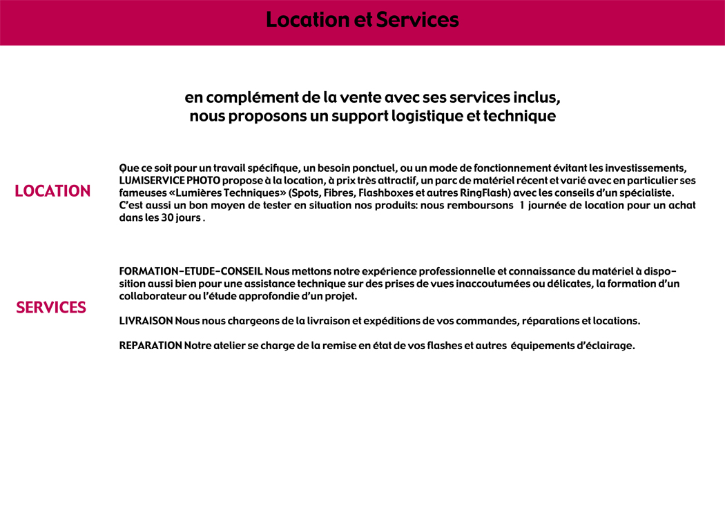 HENSEL Location-Services